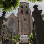 Onderhoud aan Rijksmonument de Geertruidskerk