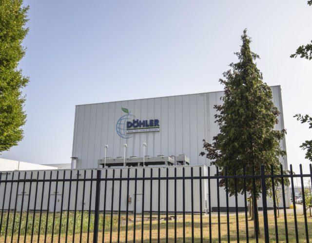Al 30 jaar onderhoud voor Döhler Holland