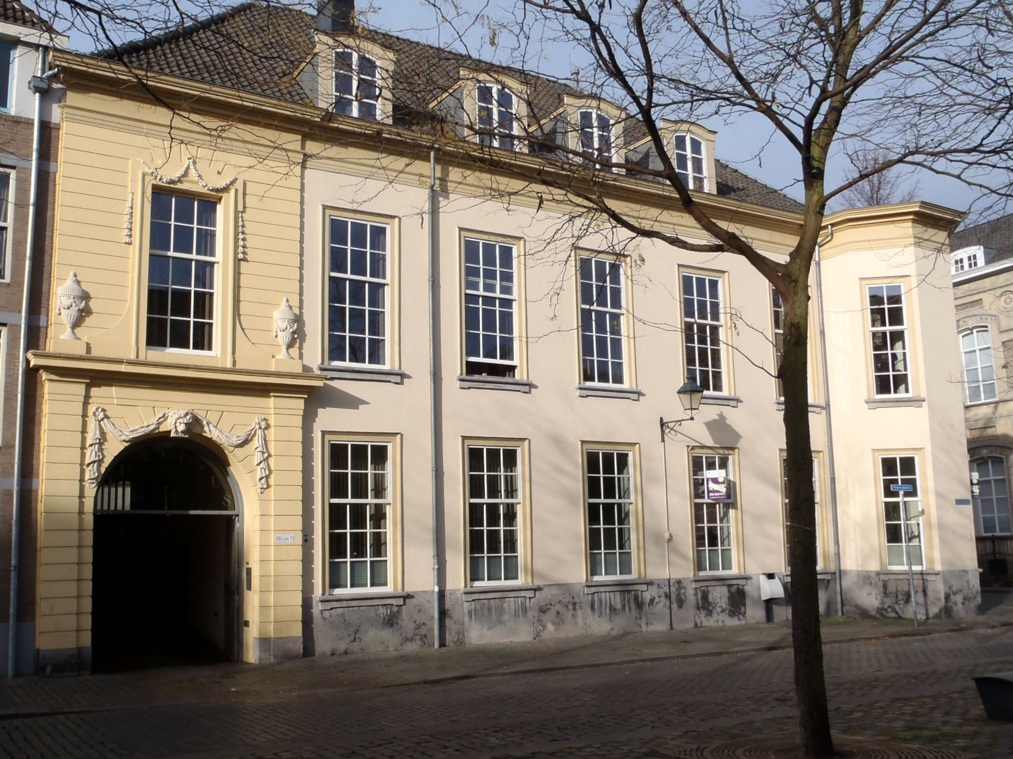 Gouverneurshuis Breda Kasteelplein